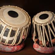 Tabla Musical Instrument Art Print