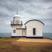 Tacking Point Lighthouse At Port Macquarie, Nsw, Australia Art Print