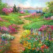 Tahoe Spring Art Print