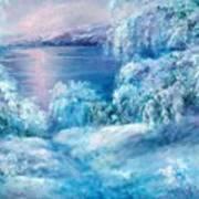 Tahoe Winter Art Print
