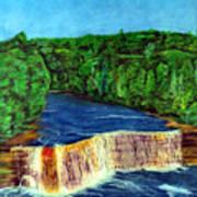 Tahquamenon Falls Art Print