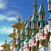 Tai Mahal Casino Atlantic City Art Print