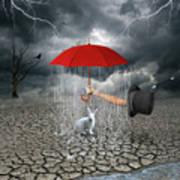 Take This.. It May Rain Art Print