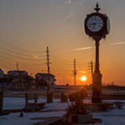 Take Time To Remember Seaside Park Nj Art Print