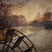 Tales From The Riverbank  II Art Print