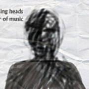 Talking Heads Fear Of Music  Art Print