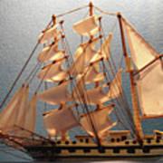 Tall Ship-2 Art Print