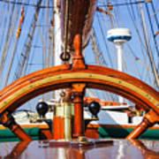 Tall Ship 2 Art Print