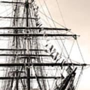 Tall Ship Art Print