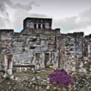 Talum Ruins 6 Art Print