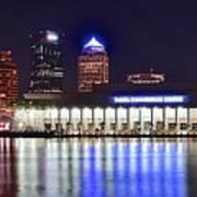 Tampa Bay Panorama Art Print