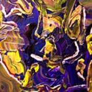 Tangled Torsos Art Print
