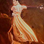 Tango 2 Art Print