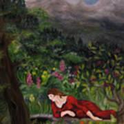 Tansel Of Loralin Art Print