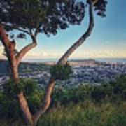 Tantalus Views Art Print