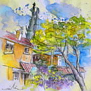 Tarbes 04 Art Print