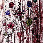 Target Art Print by Rachel Christine Nowicki