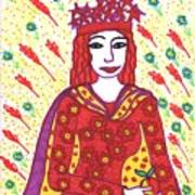 Tarot Of The Younger Self The Empress Art Print
