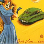 Tatraplan Art Print