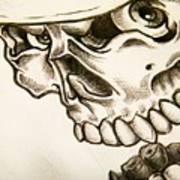 Tattoo Design Art Print