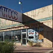 Tattoos And More Art Print