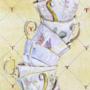 Tea - Ter Totter Art Print