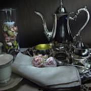 Tea Anyone Art Print