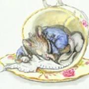 tea Cosy Art Print