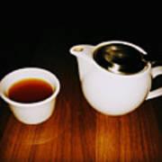 Tea-juana Art Print