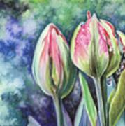 Tears Art Print by Natasha Denger