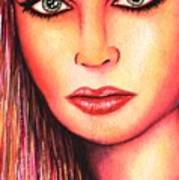 Teen Lost Art Print by Joseph Lawrence Vasile