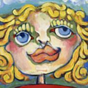 Teenie Weenie Art Print