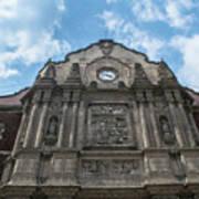 Templo Expiatorio A Cristo Rey - Mexico City I Art Print