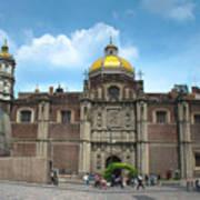 Templo Expiatorio A Cristo Rey - Mexico City Art Print