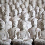 Ten Thousand Buddhas Art Print