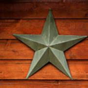 Tenkiller Lone Star Art Print