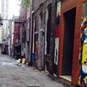 Tennessee Alley Art Print by Joyce Kimble Smith