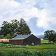 Tennessee Sky Art Print