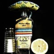 Tequila De Mexico Art Print