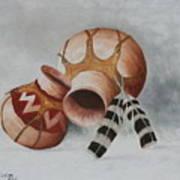 Terra Cotta IIi Art Print