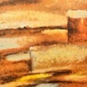 Terra Rossa Art Print