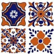 Terracota Art Print