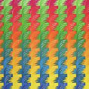 Tessellation Art Print