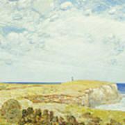 Montauk Point, 1922 Art Print