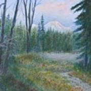 Teton Valley Art Print