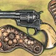 Texas Border Special Art Print