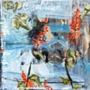 Texas Wildflowers Tp Ab Art Print