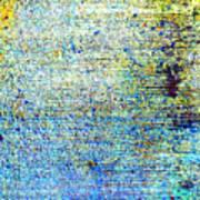 Texture#003 Art Print