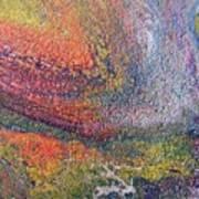 Textured Art Print
