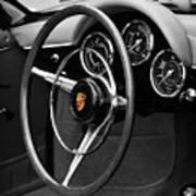 The 356 Roadster Art Print